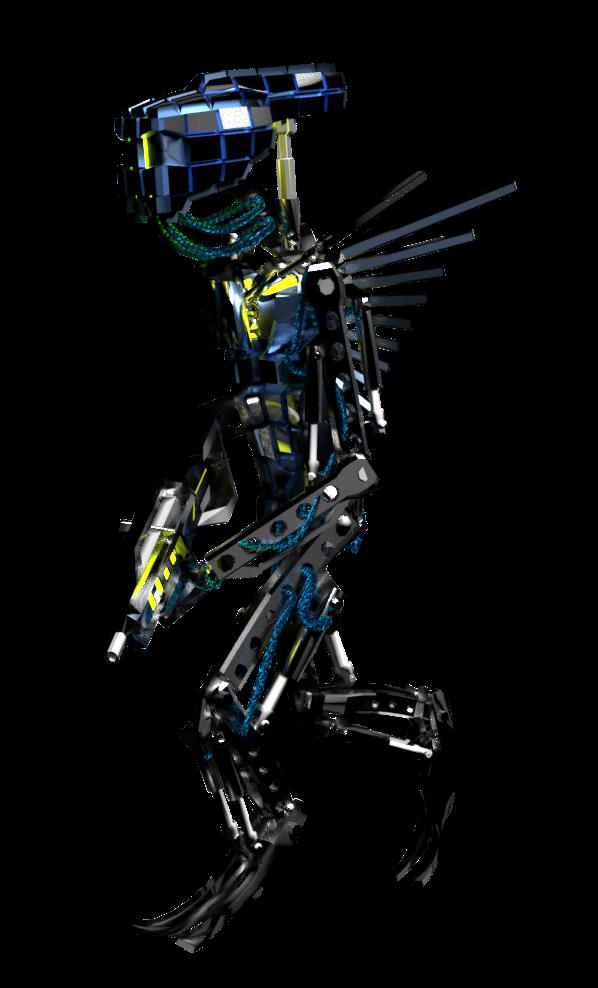 robot sentinel 1
