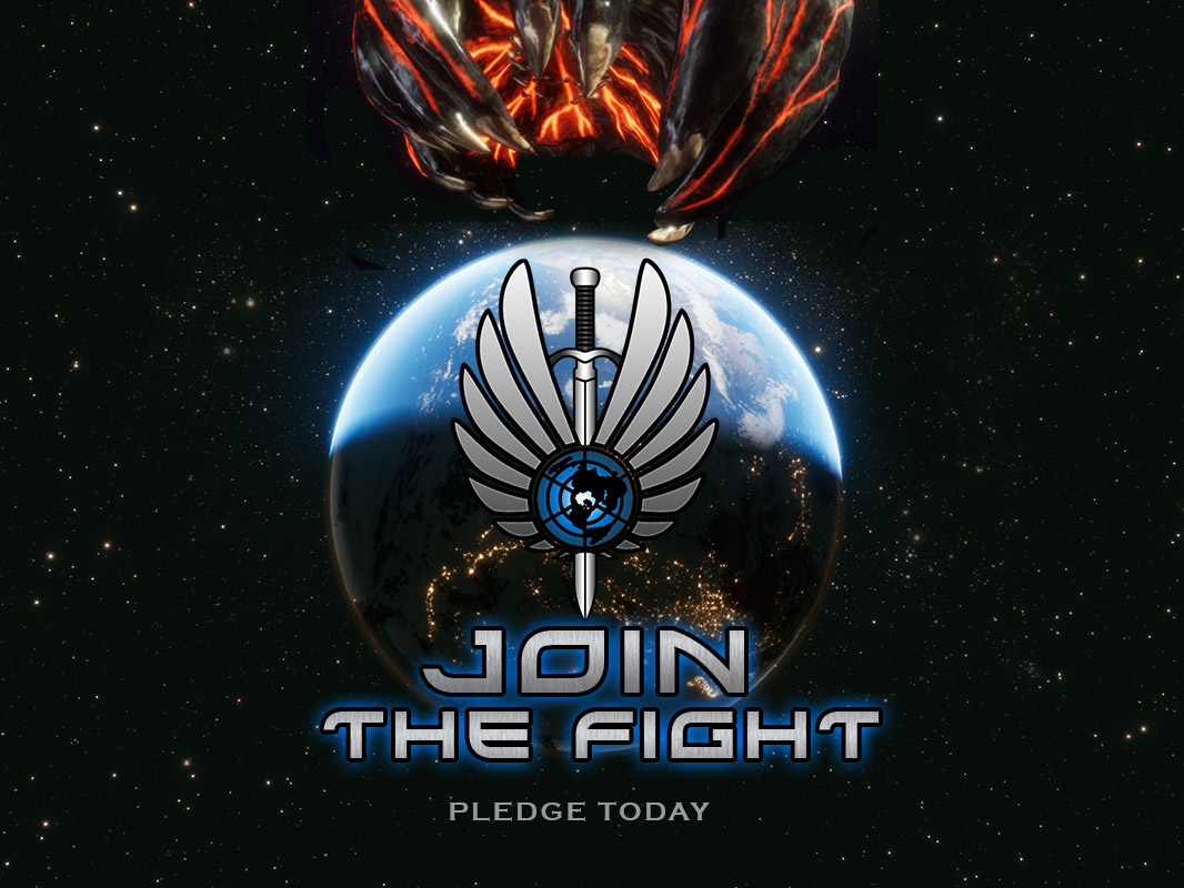 Join The Fight Pledge Today
