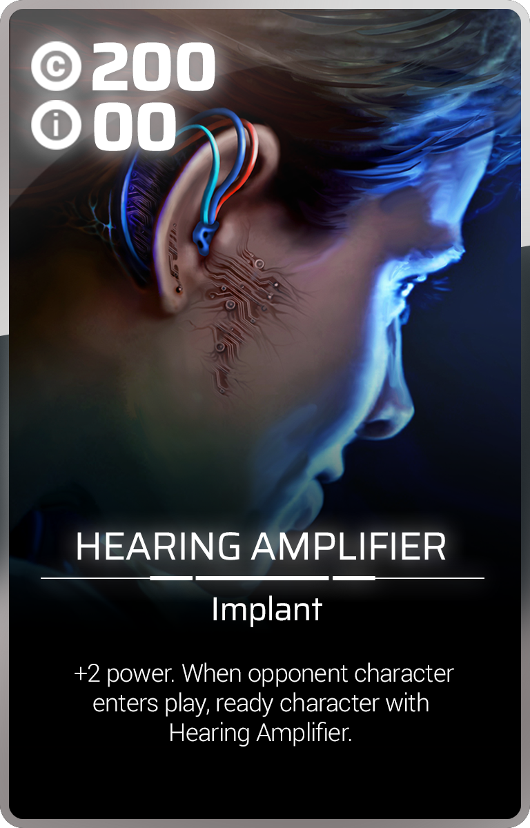 support   Hearing Amplifier