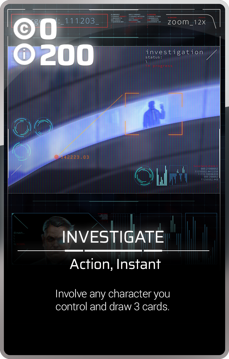 support   investigate