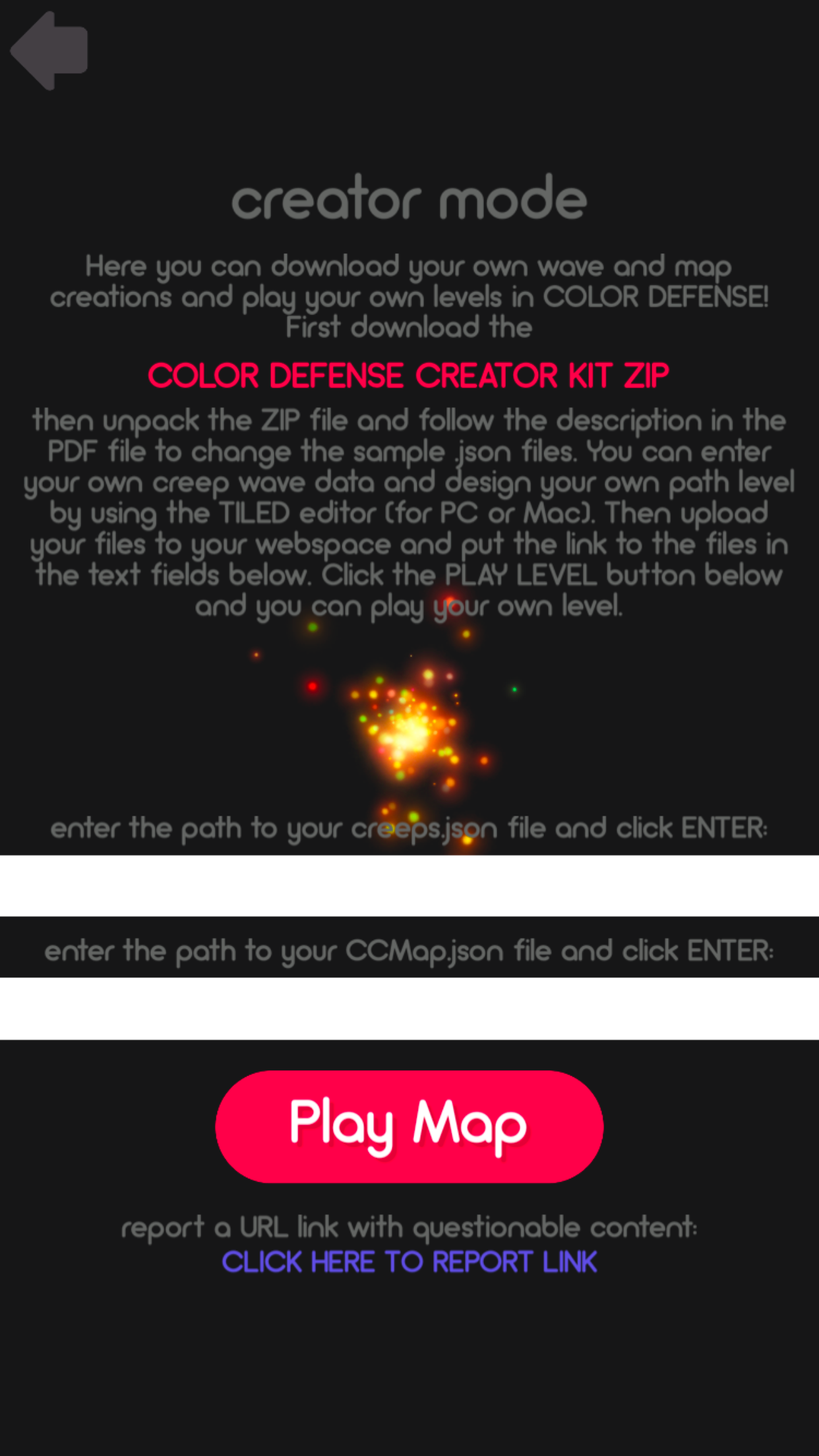 Color Defense App Store iPhone6 1