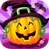 Halloween Games For Kids Toddler Icon