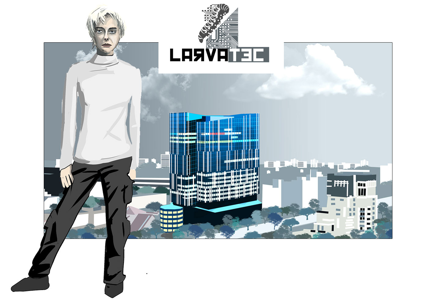 larvatech
