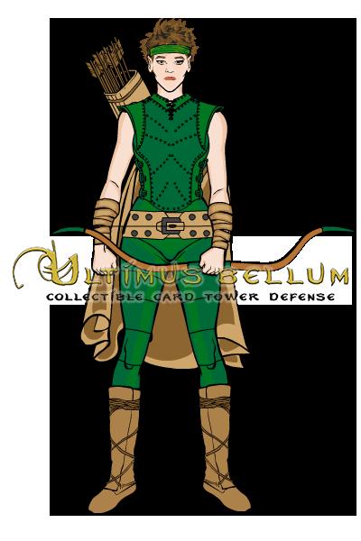 Robin - Ultimus bellum