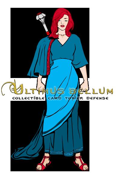 Melisandre - Ultimus bellum