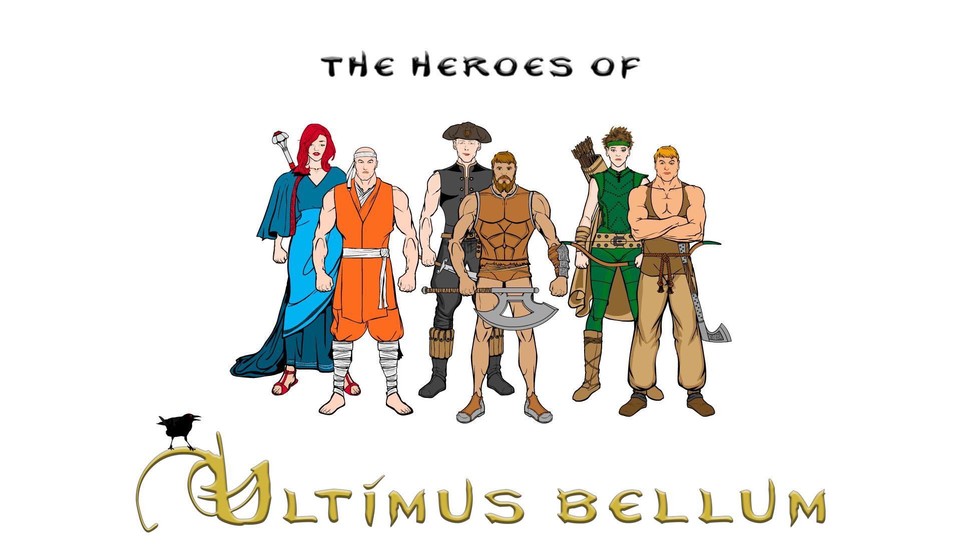 Heroes of Ultimus bellum