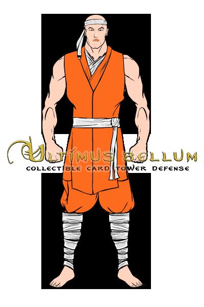 Liu - Ultimus bellum