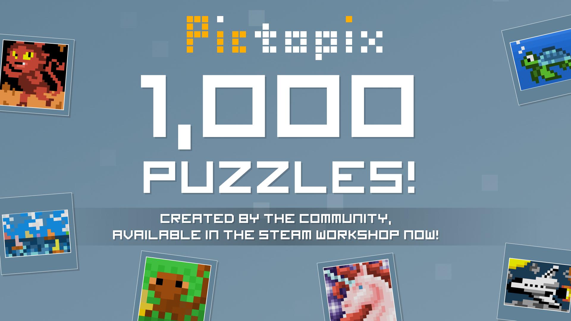 logo 1000 puzzles