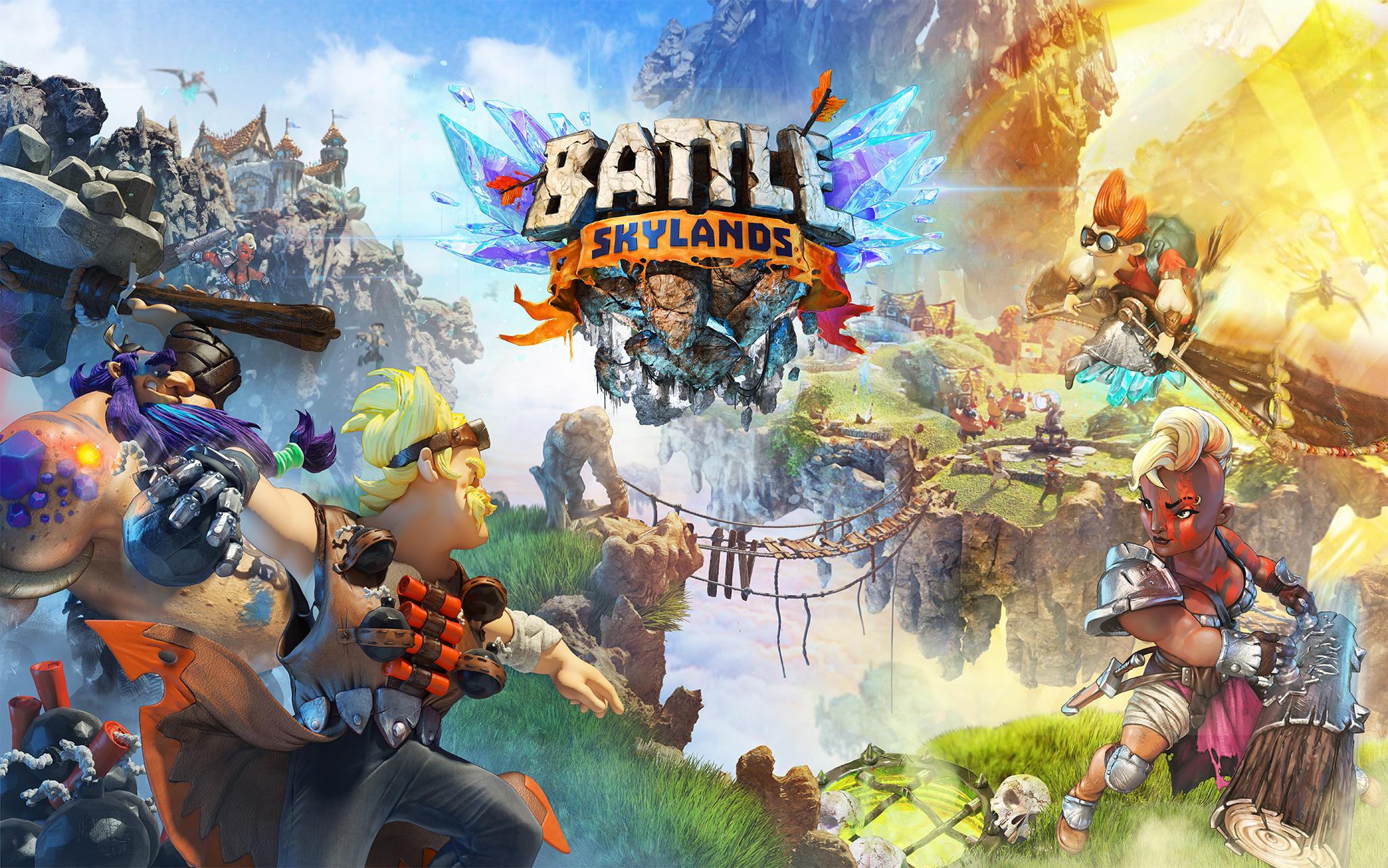 Battle Skylands Loading Screen