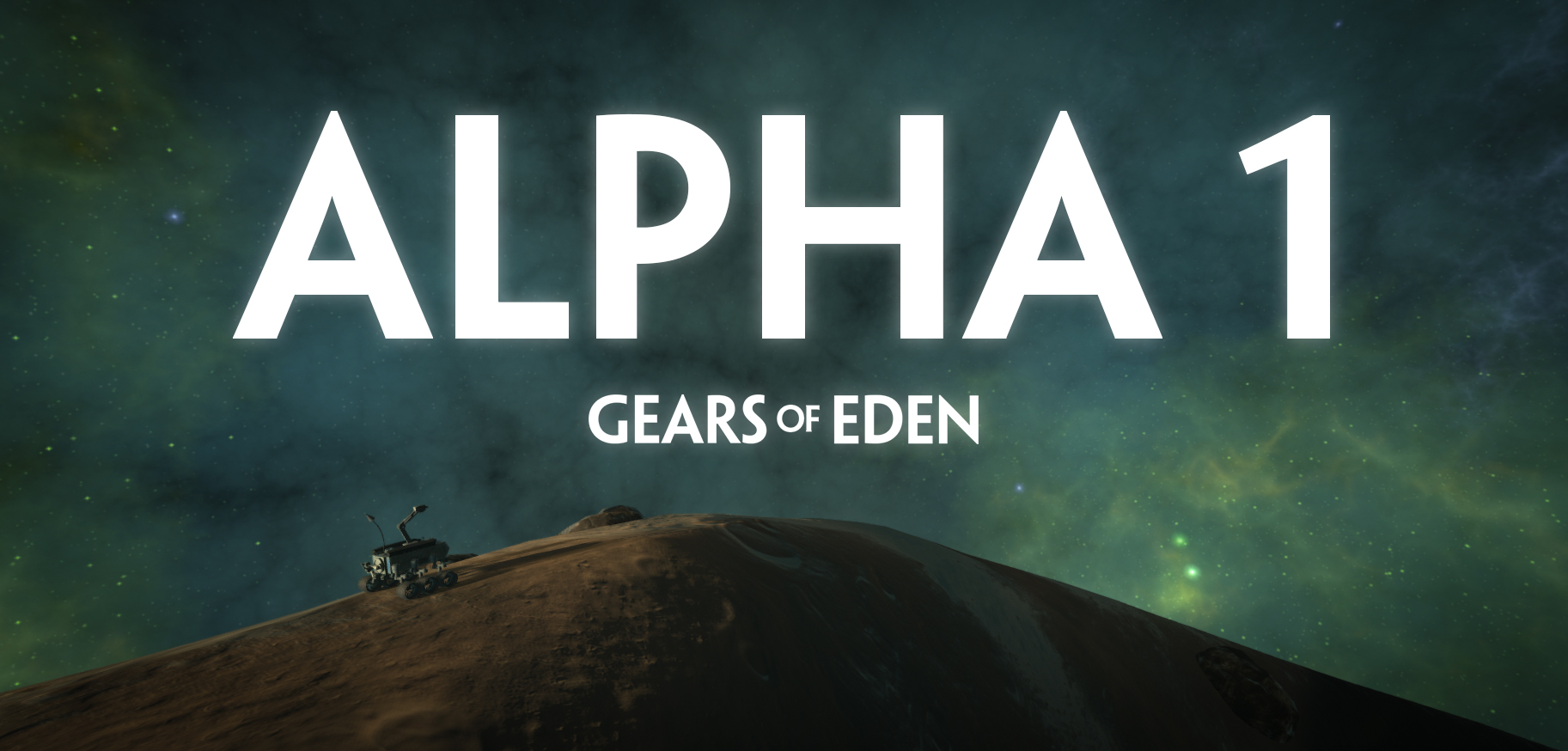 GoE Alpha 1 splash