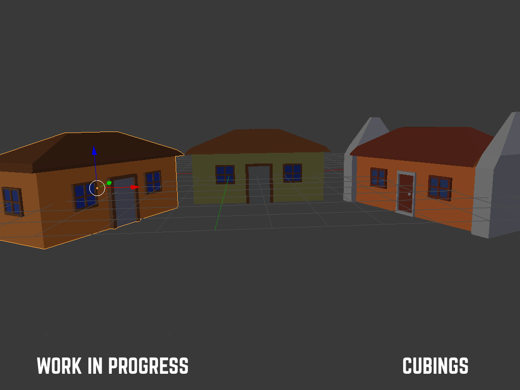 WIP Houses