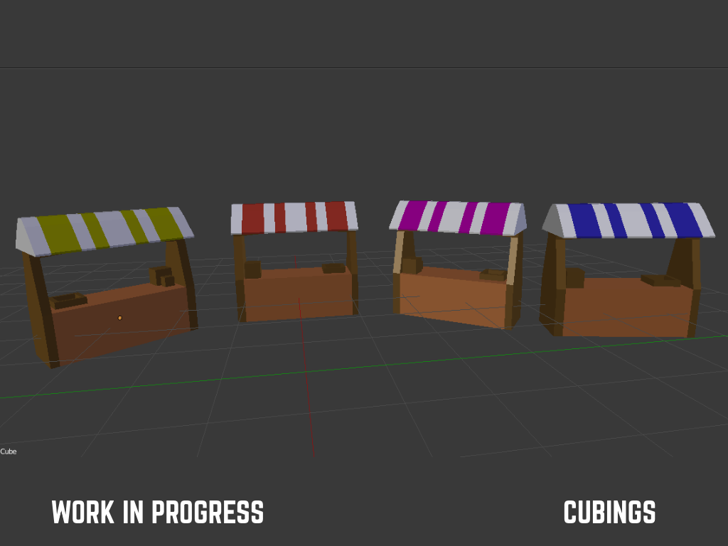 WIP Stands