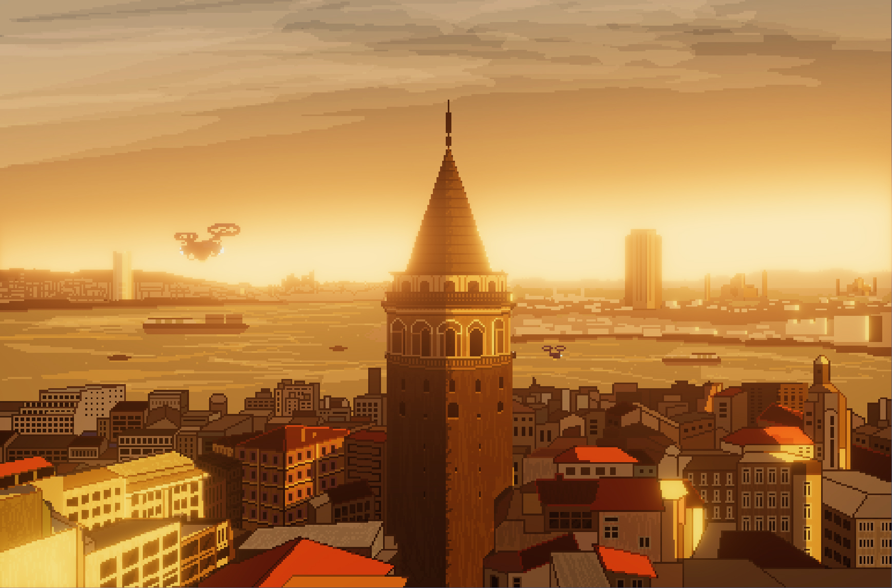 ...and Istanbul