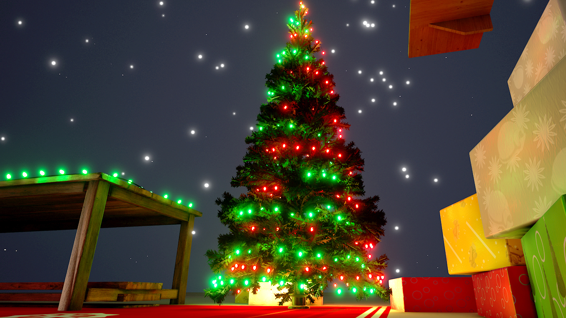 ChristmasTree screenshot