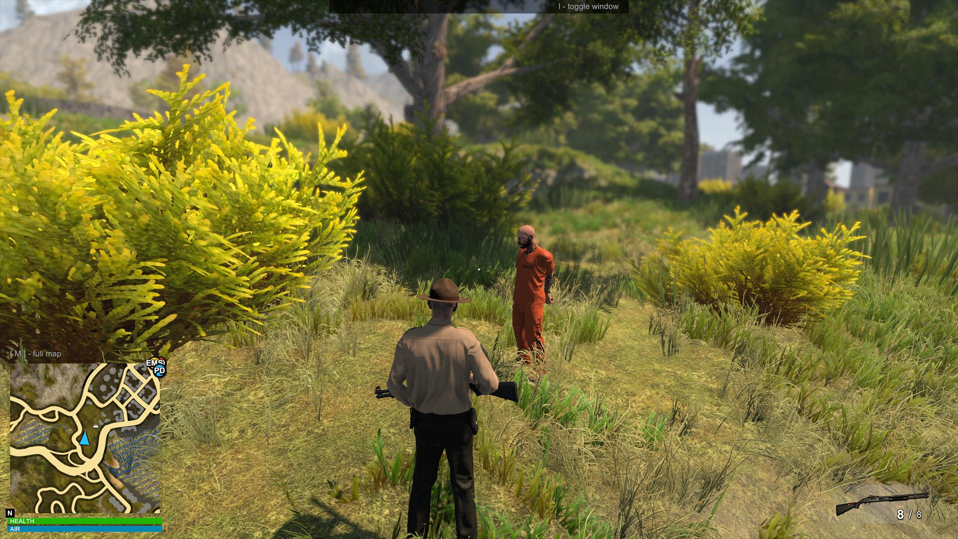 FL PD convict call2