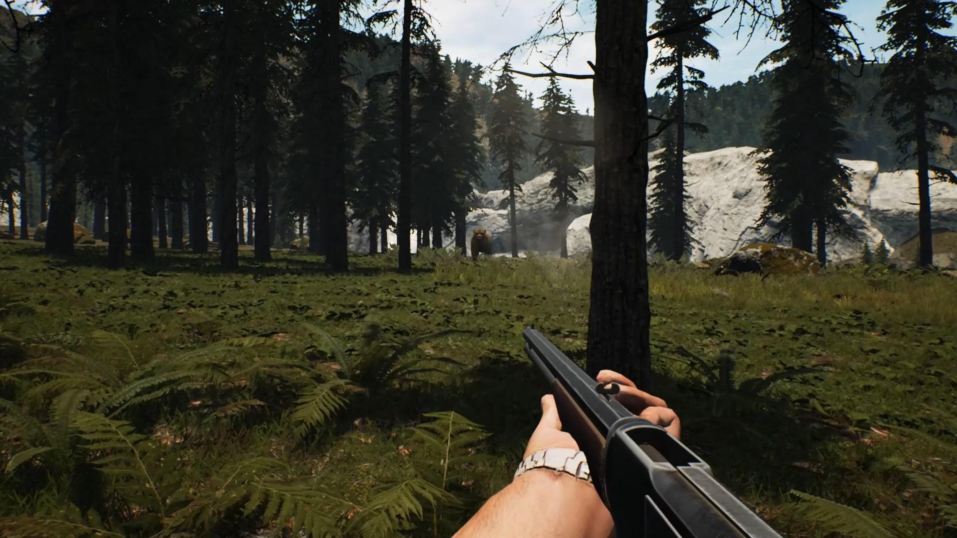 Hunt Bear 2