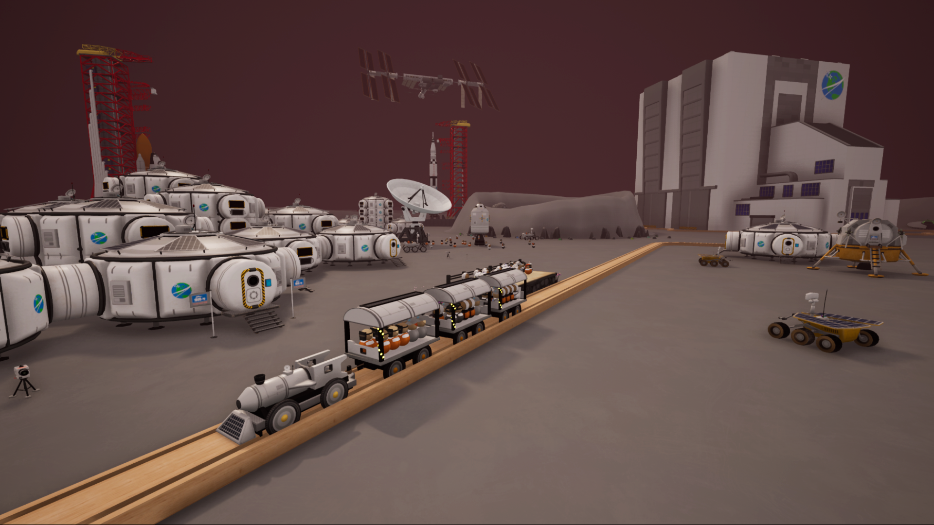 SpaceOutpost 1