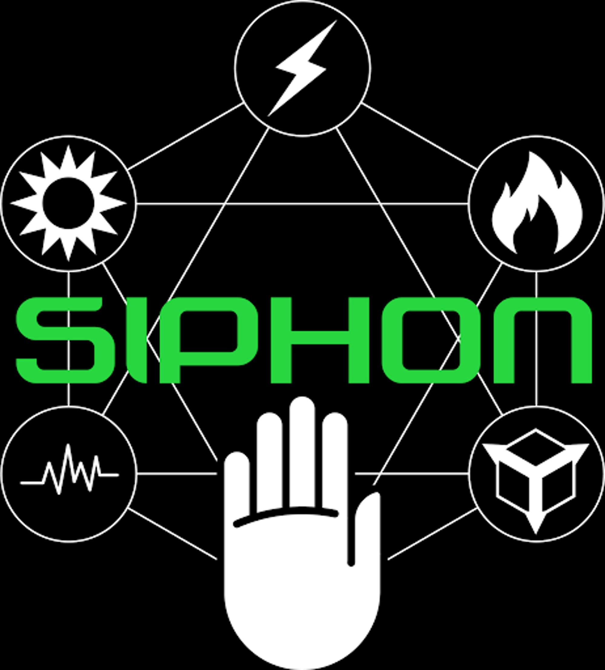 Siphon Logo Black