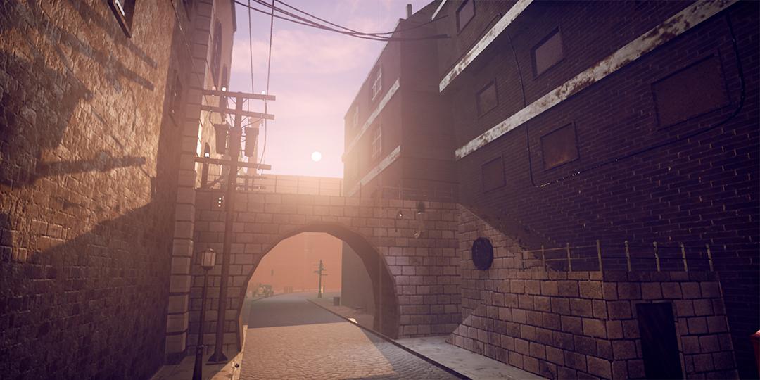 Rin Loc CityStreet 1x1 Panorama