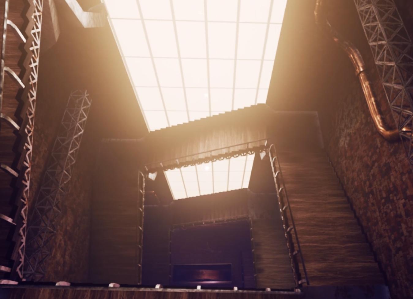 Staircaase Still