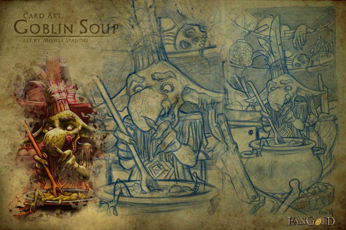 Sketch Zuppa Goblin