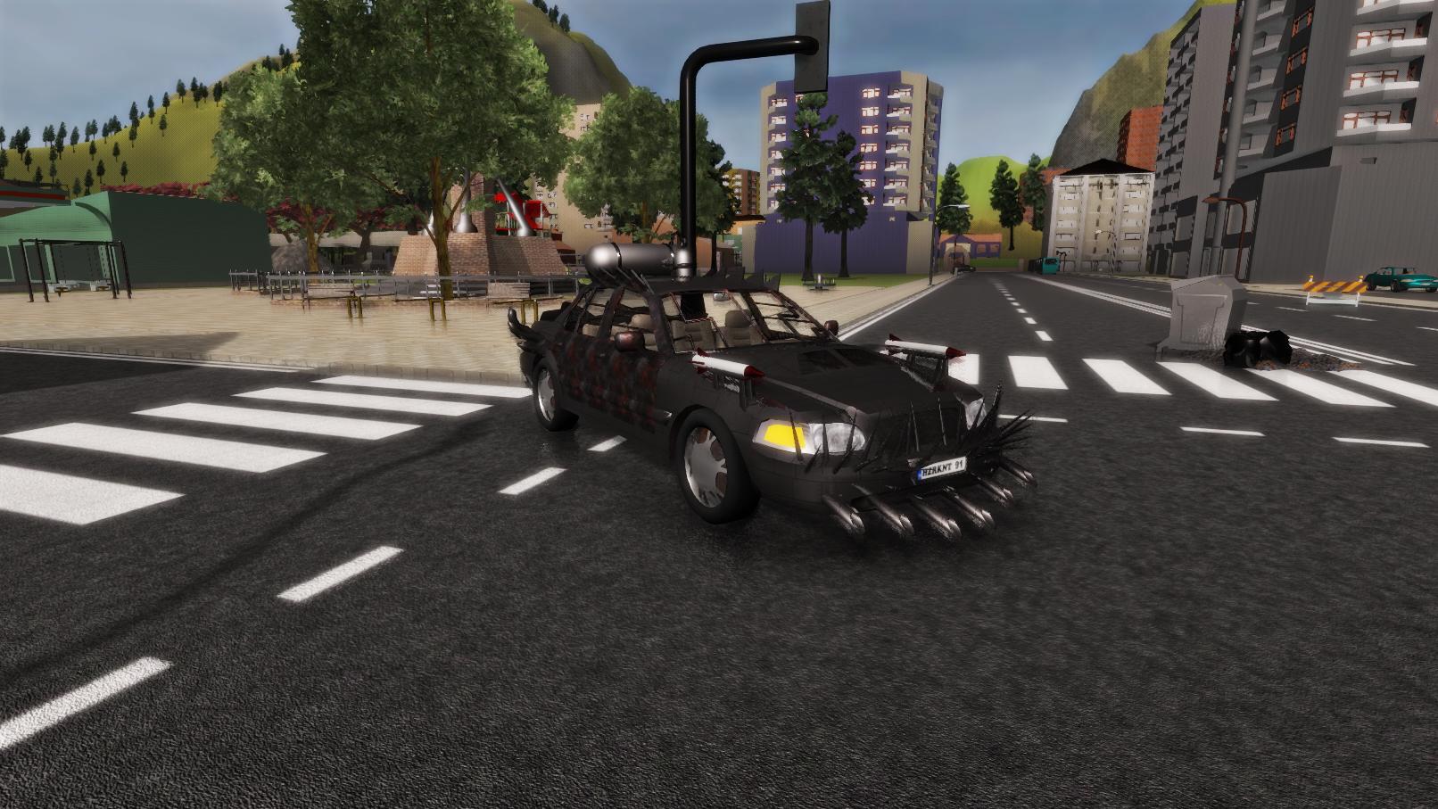 Vehicle 2