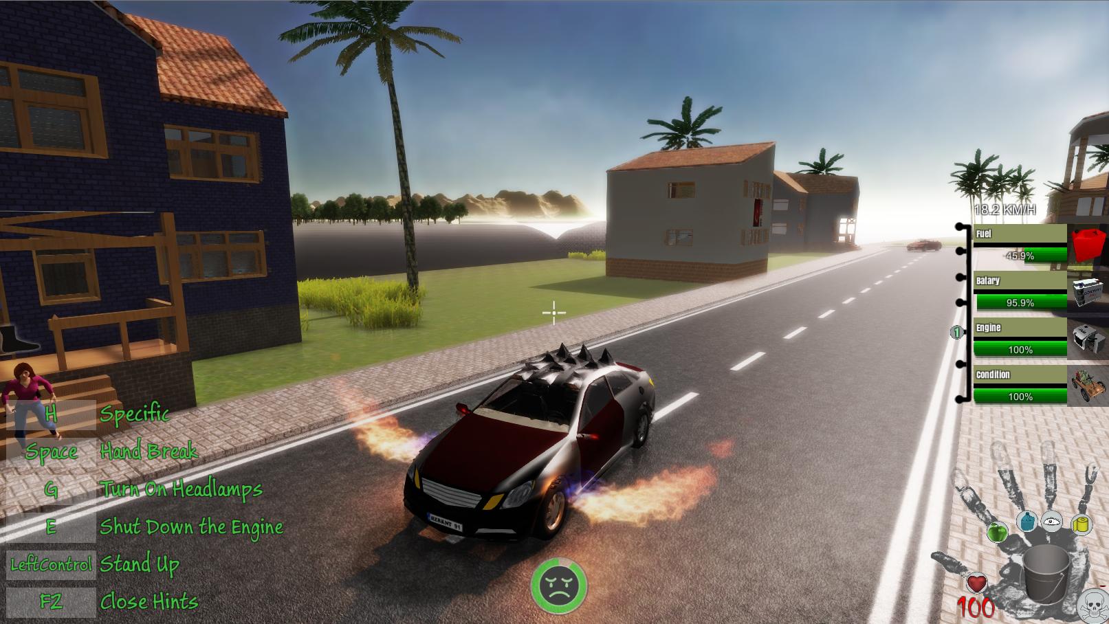 Vehicle Hud 1