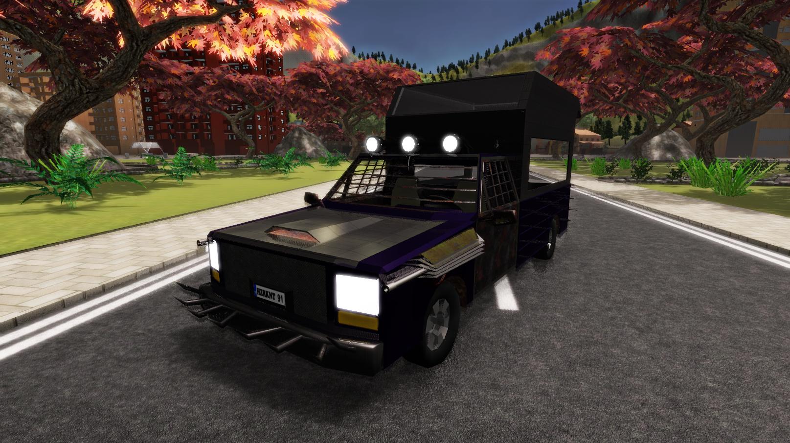 Vehicle 3
