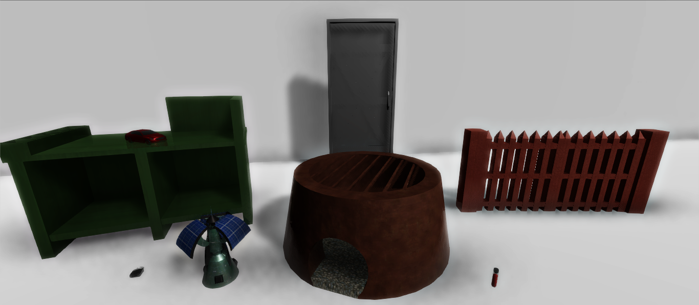 New Objects