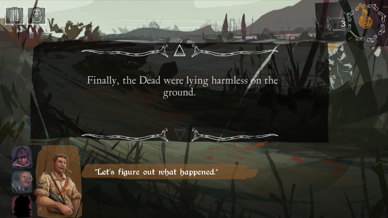 morti sconfitti