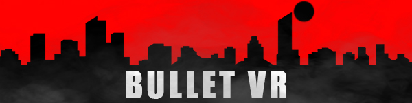 Logo - Bullet VR