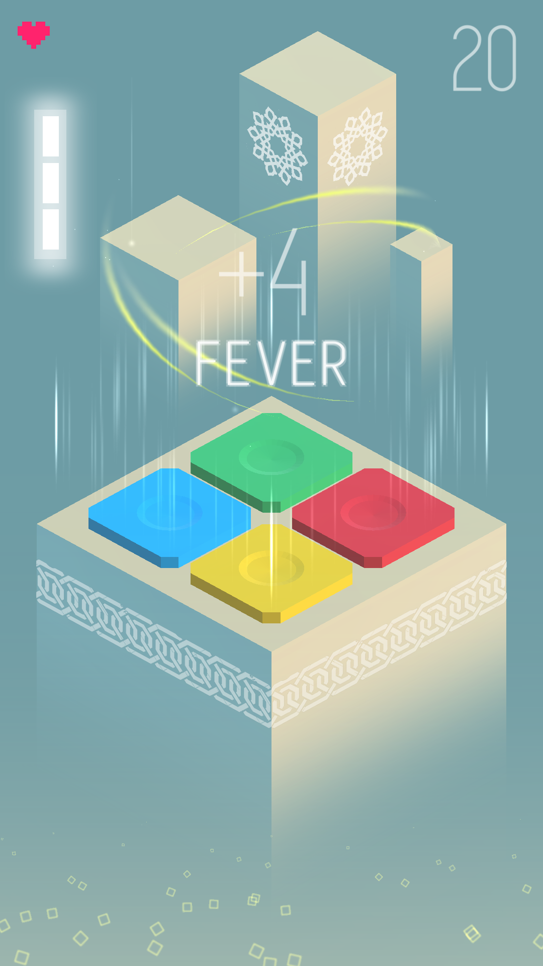 Four Tiles Fever Demo