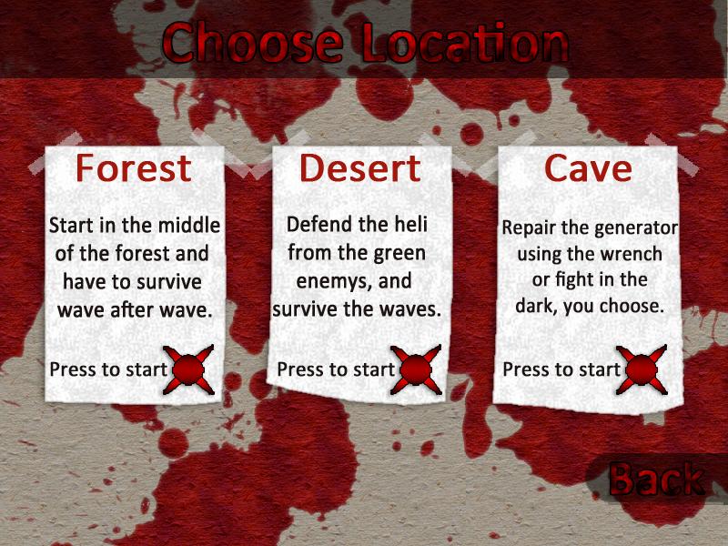 Choose Map