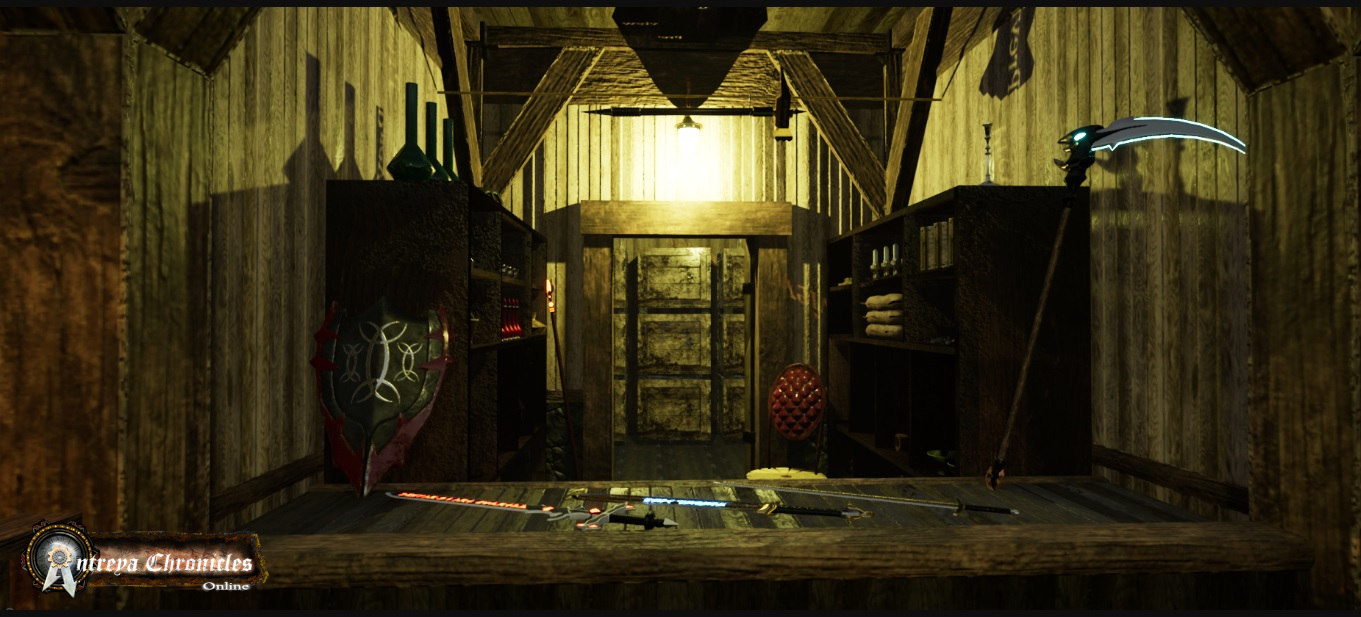 Armory Shop