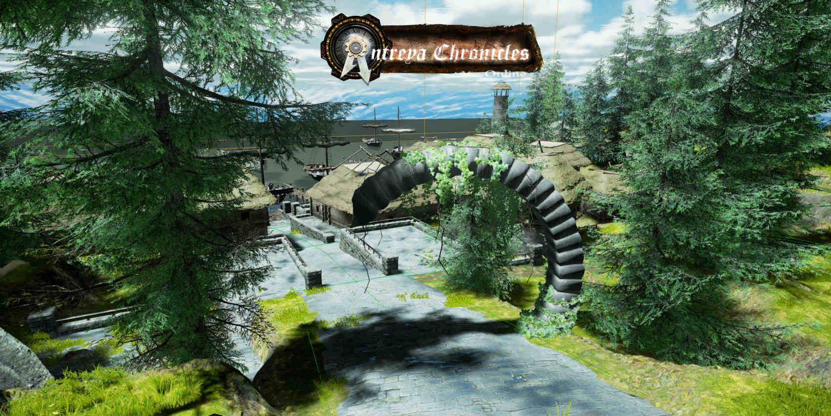 Screenshot   Broken Archway