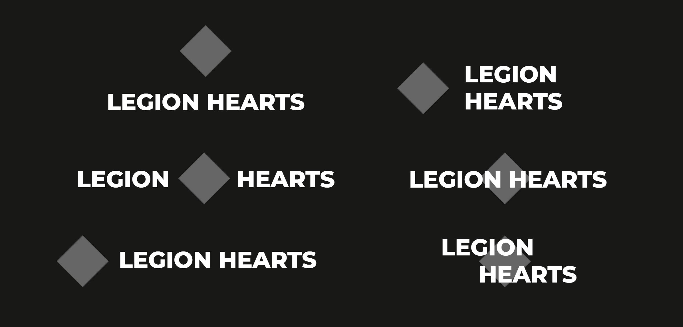 LH Logo Ideation