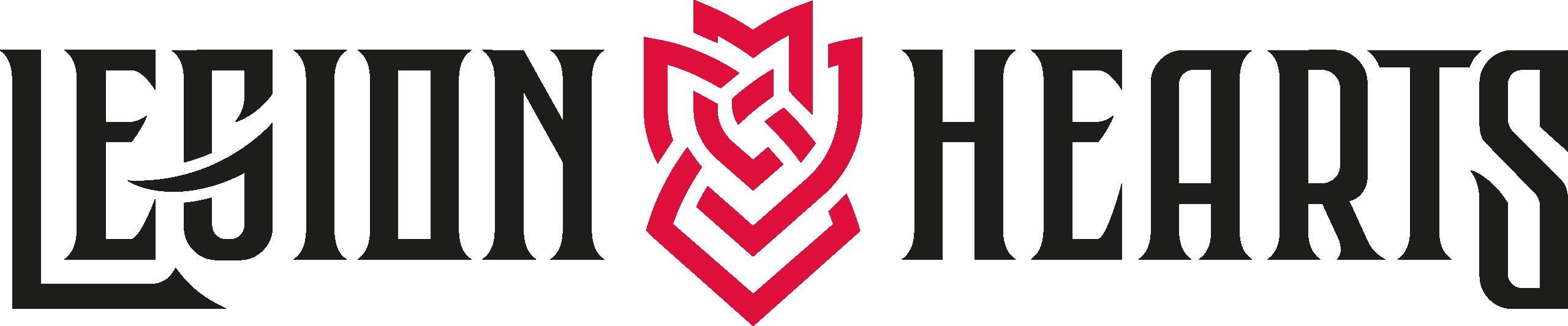 LH logo line Black