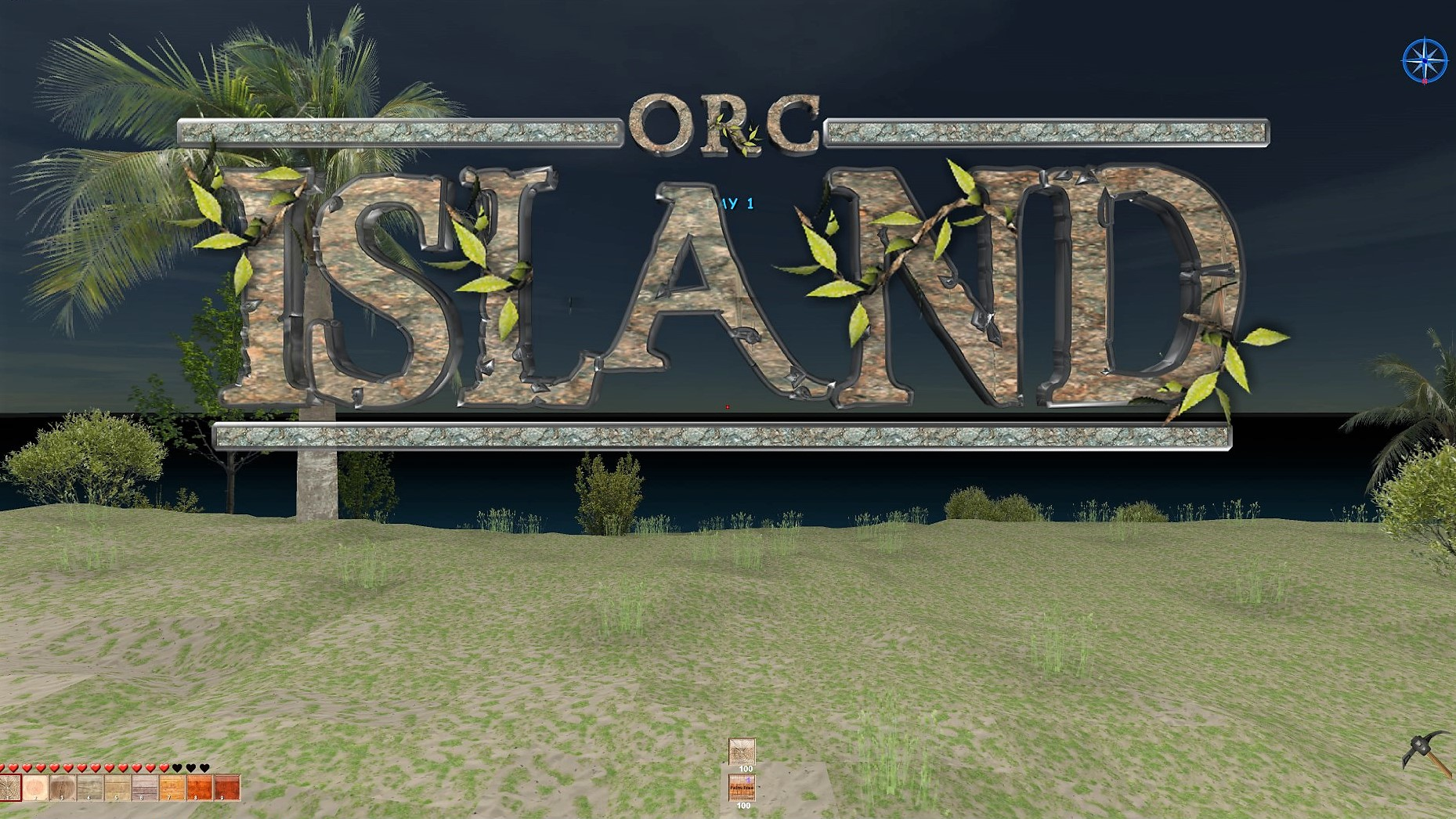 Orc Island title