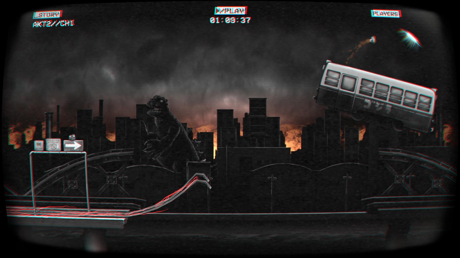 Epic Loon - Grojira VHS
