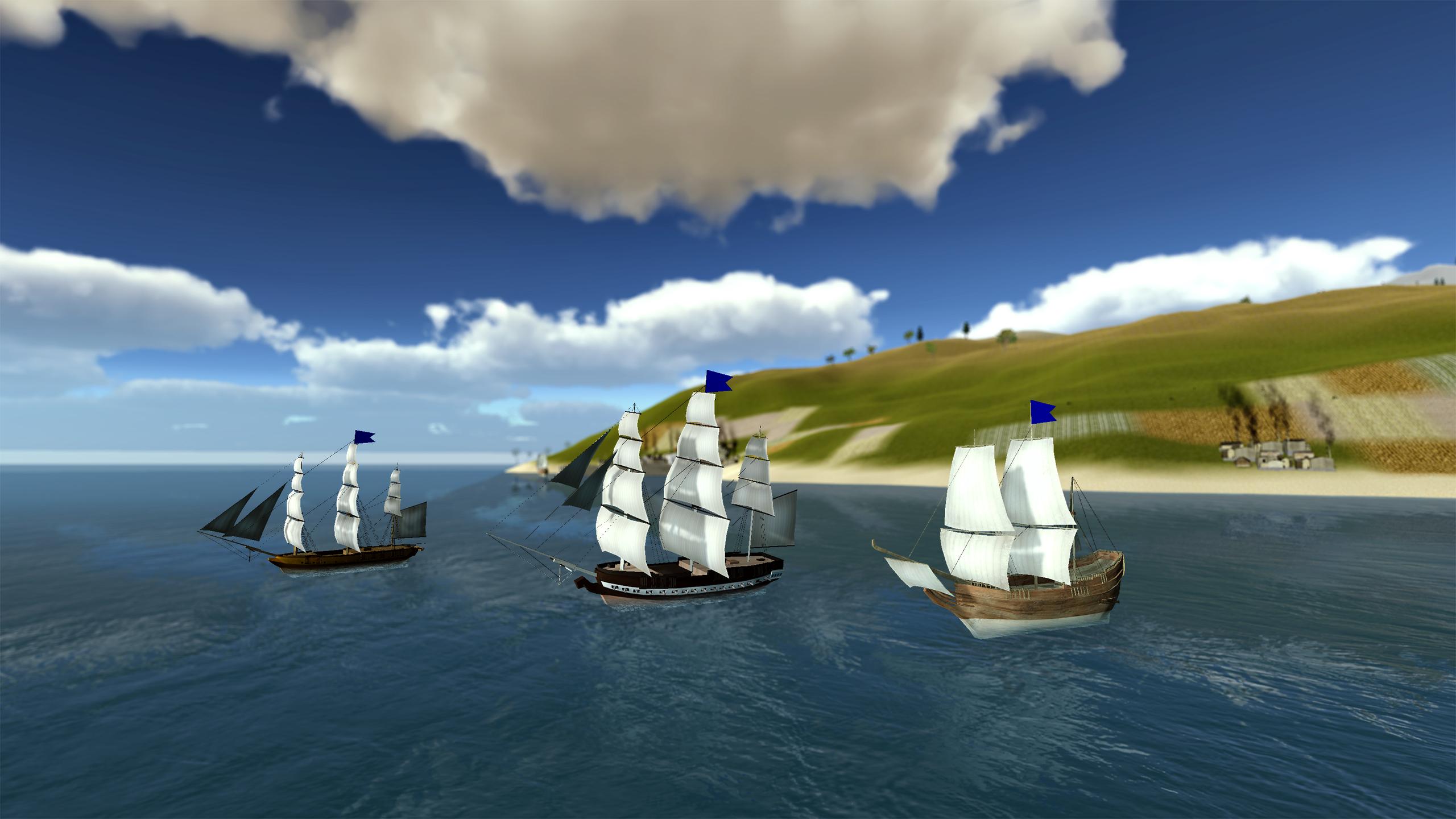 New ship types