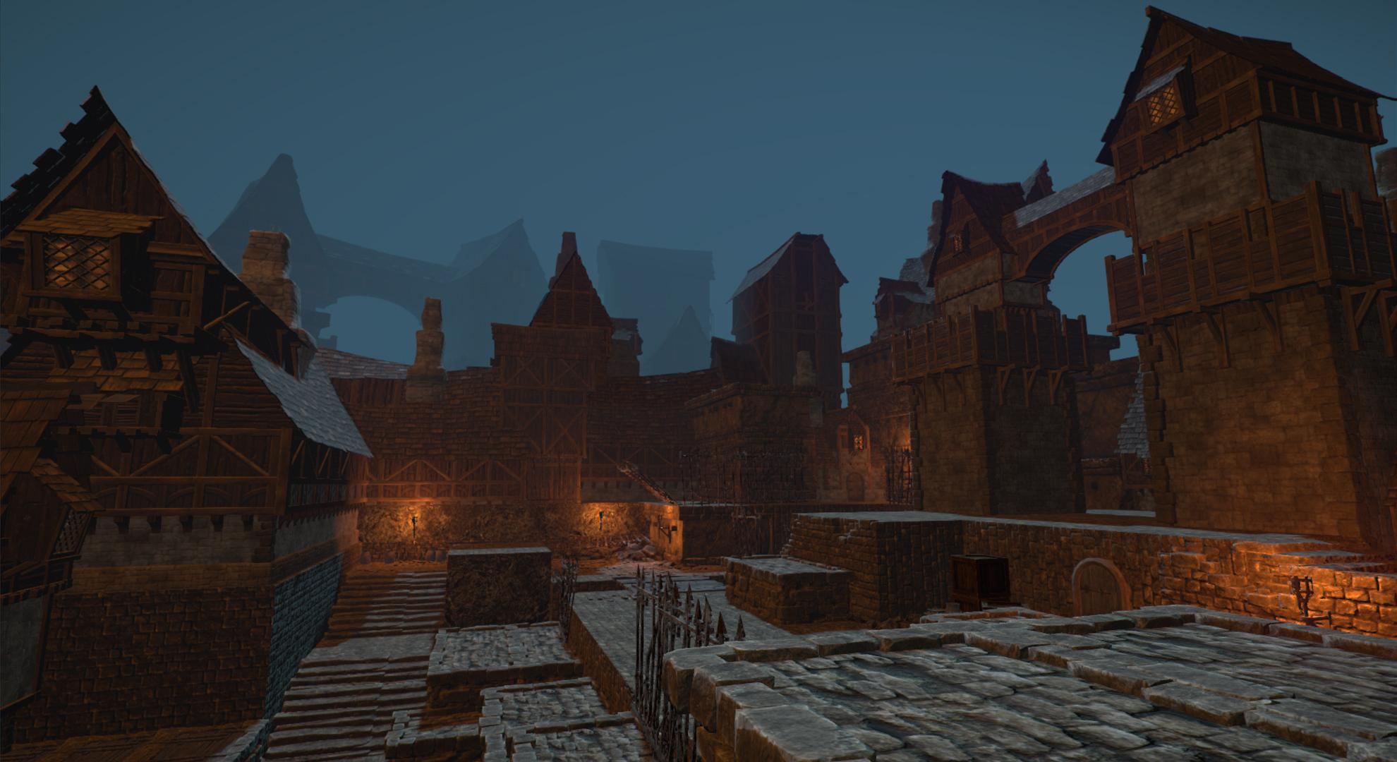 Doomed Village 2P
