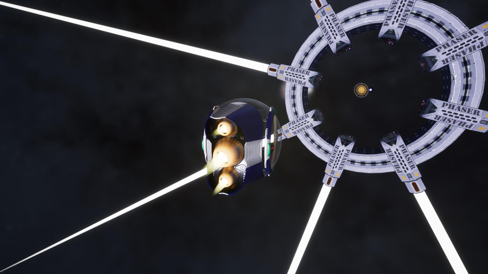 Star Beam Phaser Emitters