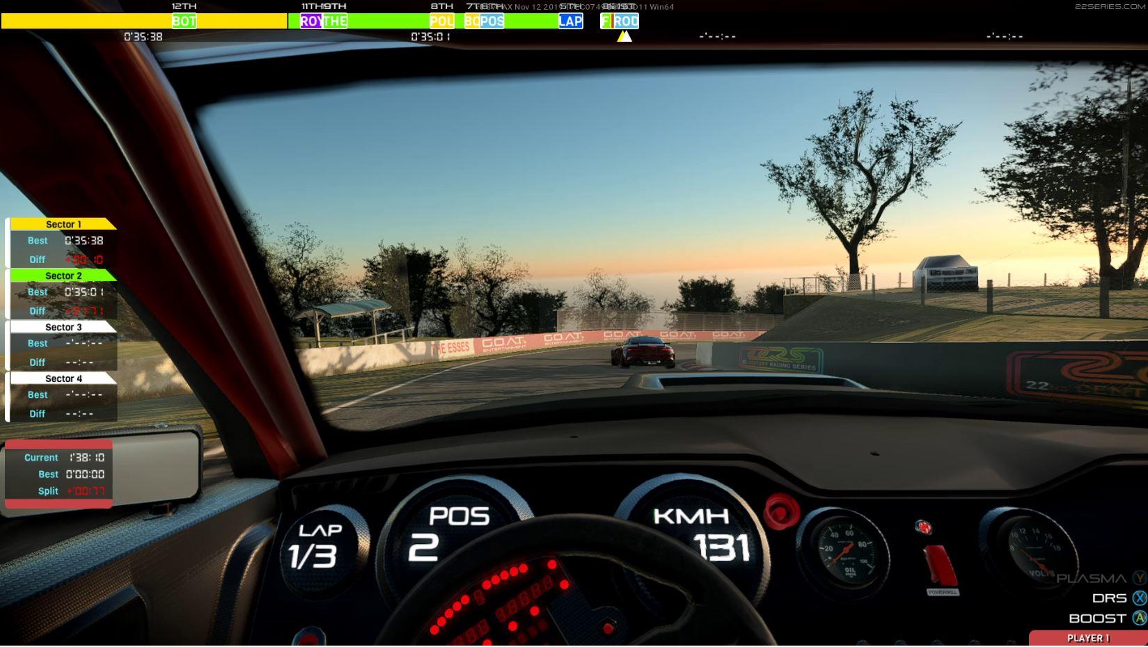 Bathurst Simulation Racer MOD