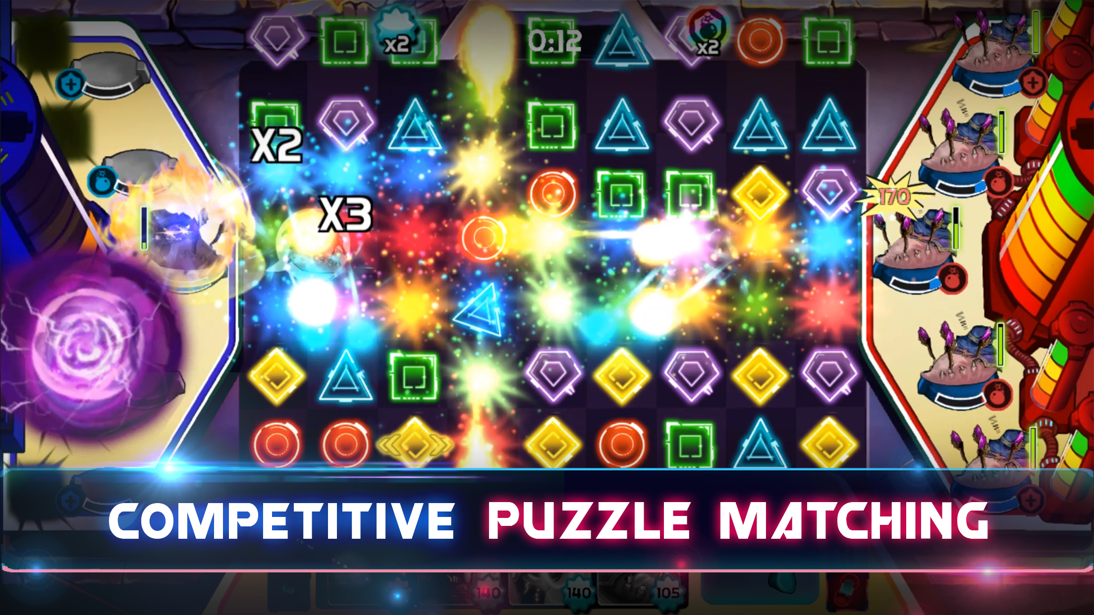 Promo competitivepuzzlematching