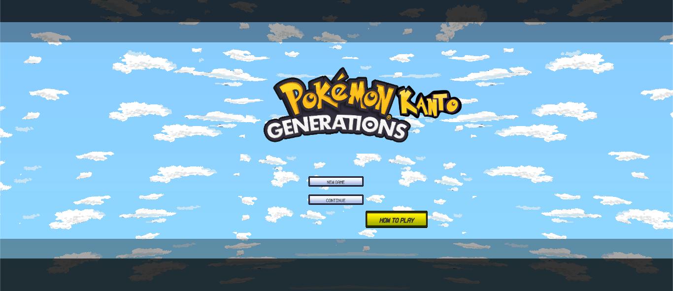 PKG Start Screen