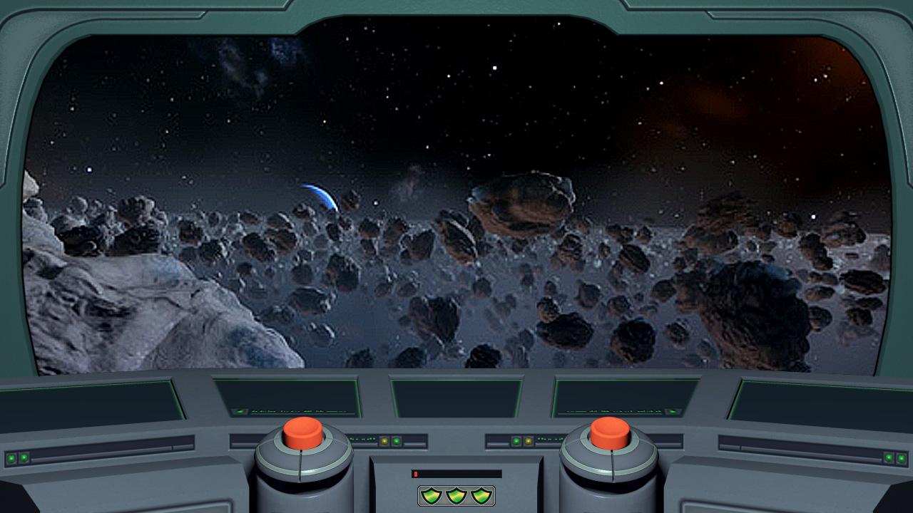 Tier 1 Ship Cockpit