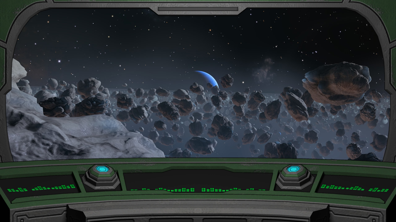 Tier 3 Ship Cockpit