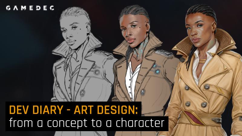 Dev-Diary: Art