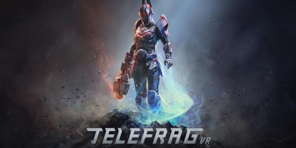 Telefrag promo art
