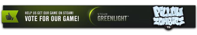 Steam Greenlight Pillow Zombies